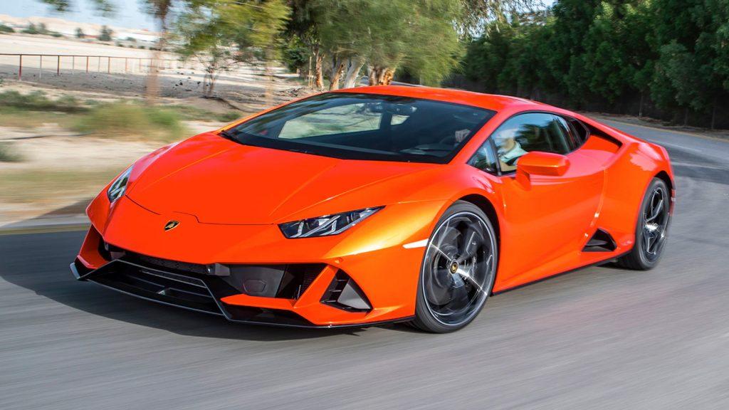 Lamborghini Huracan Rental - Miami Lusso