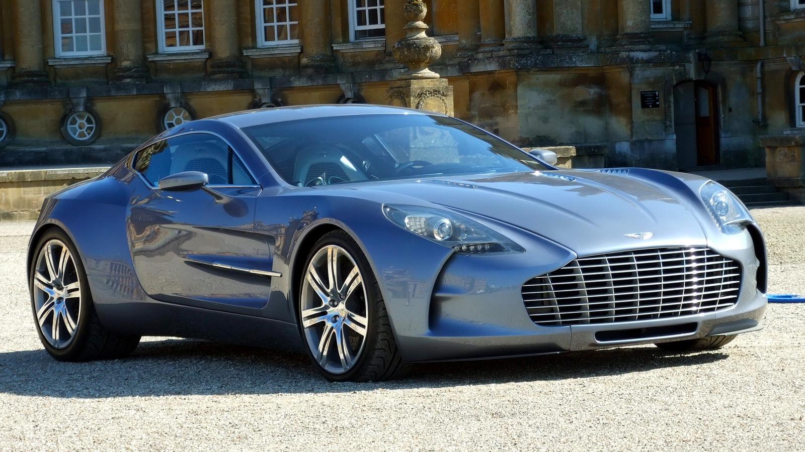 Aston Martin One 77 Rental Miami Lusso