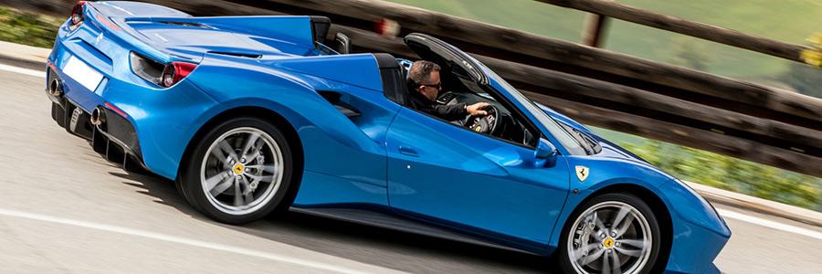 Exotic Car Rental - Miami Lusso