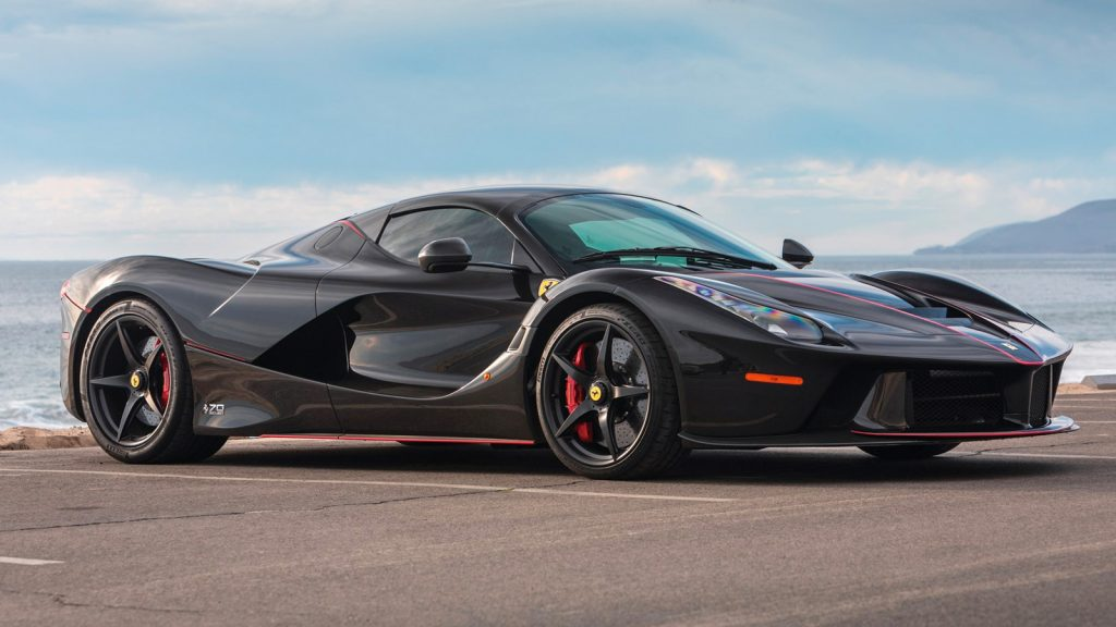 Ferrari Laferrari Rental Miami Lusso