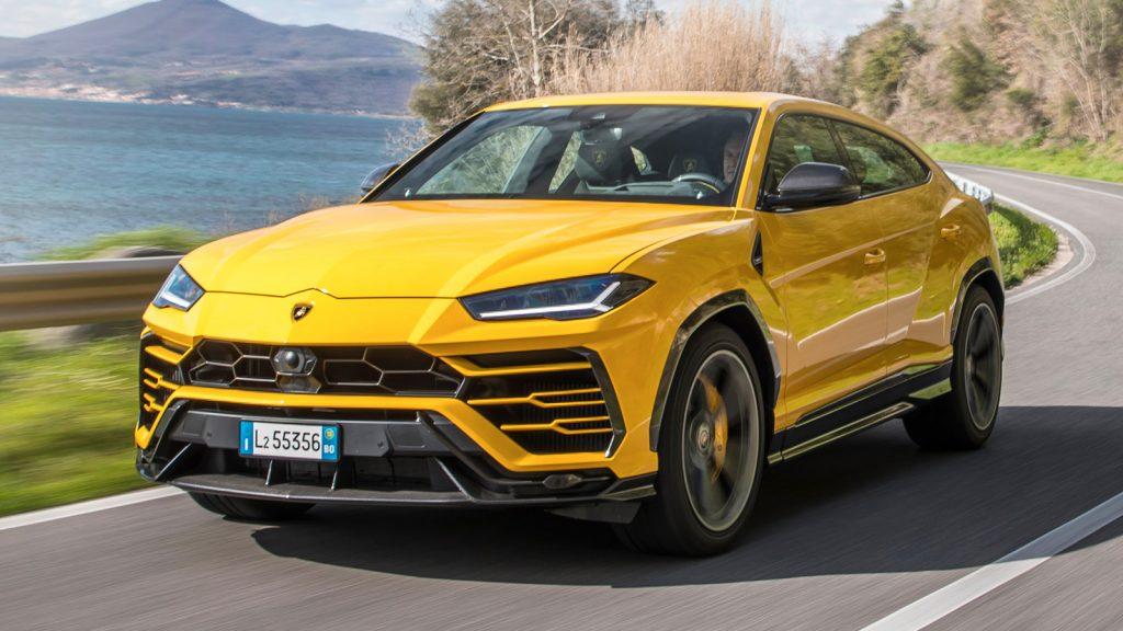 Lamborghini Exotic Car Rental - Miami Lusso