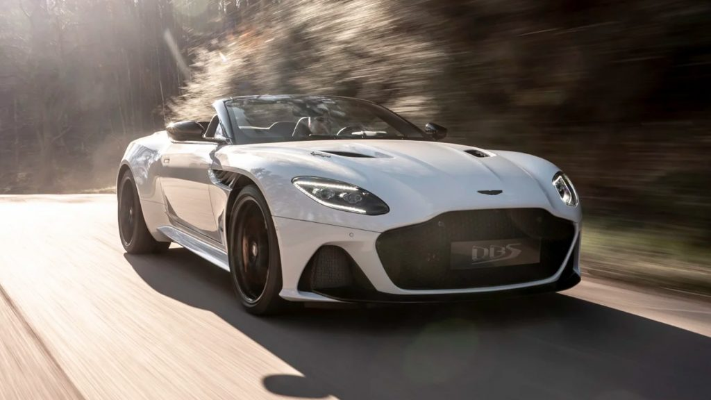 Aston Martin Dbs Superleggera Rental Miami Lusso