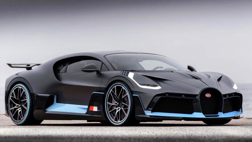 Bugatti Divo Rental Miami Lusso