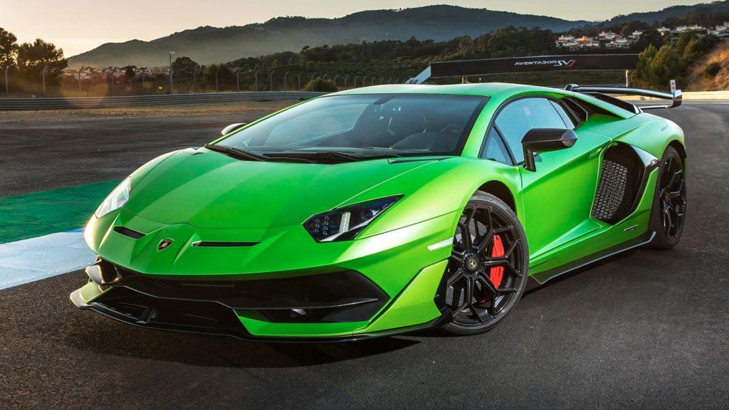 Lamborghini Aventador Svj Rental Miami Lusso