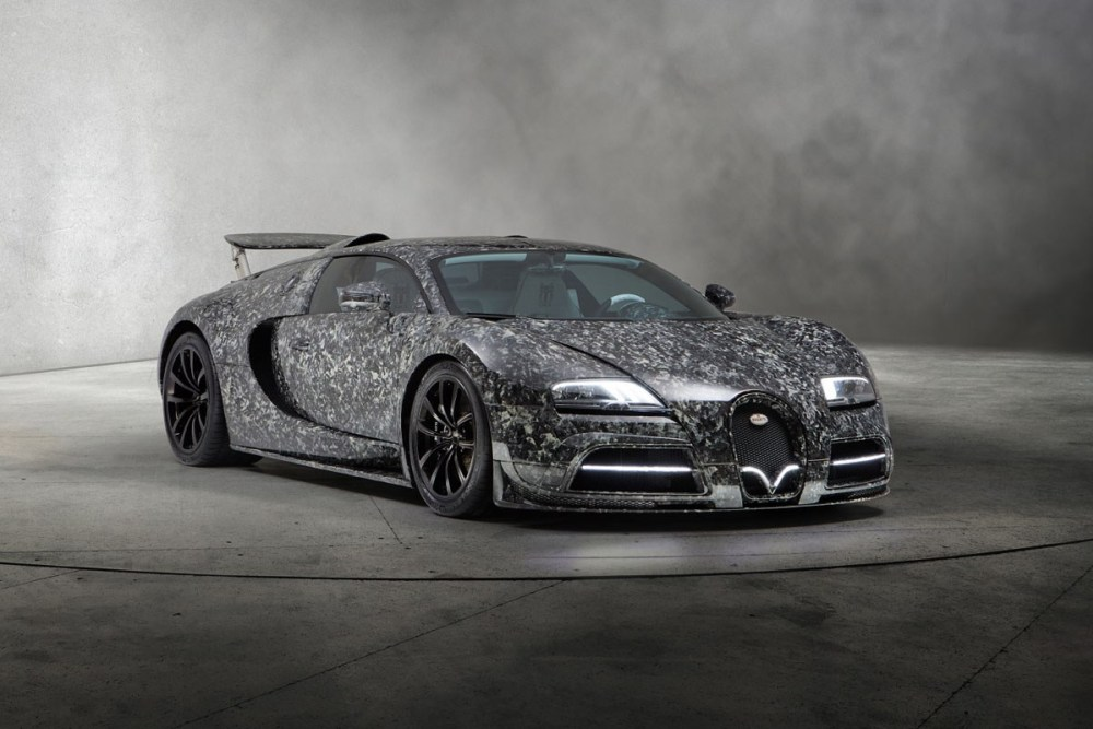 Bugatti Veyron Mansory Vivere Diamond Edition by Moti