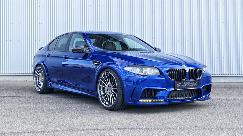 BMW M5 by Hamann Tuning