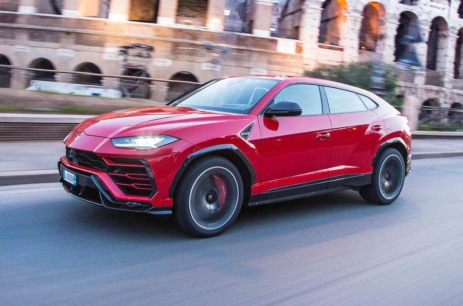 The Lamborghini Urus is Born. Hiring from $950 per day